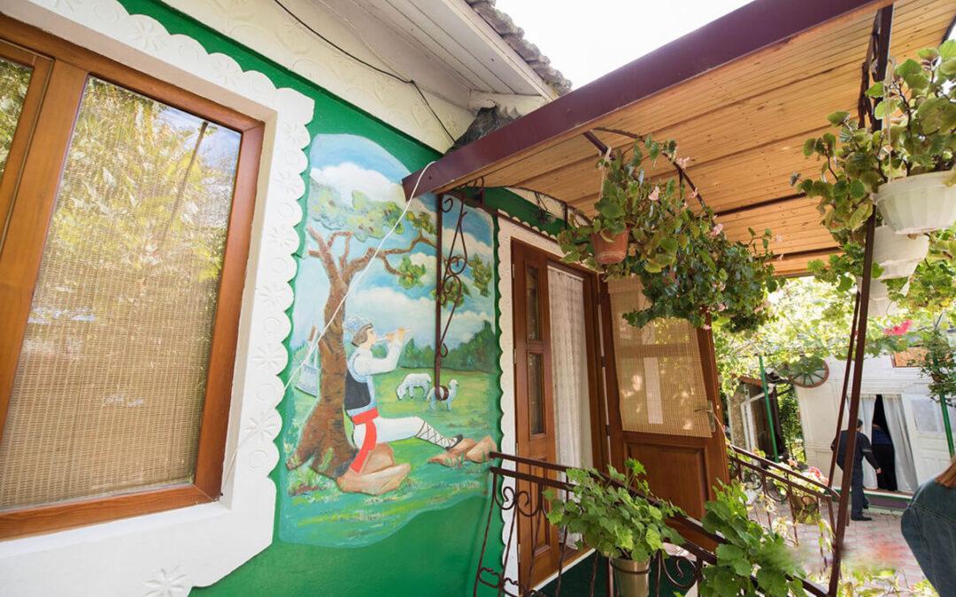 "The agro-boarding house ""Casa Verde"""